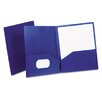 Oxford Twin-Pocket Polypropylene Portfolio