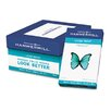 Laser Print Office Paper, 98 Brightness, 24Lb, 8-1/2 X 14, 500 Sheets/Rm
