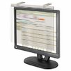 "LCD Protect Acrylic Monitor Filter with Privacy Screen,17"" Monitor"