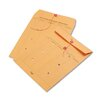 Light Brown Kraft String & Button Interoffice Envelope, 100/Box