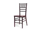 Chiavari Chair in Mahogany