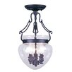 Duchess 3 Light Convertible Foyer Pendant