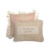 Heaven Sent Girl Pillow (Set of 2)