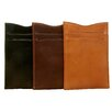 The Green Collection Prima Deluxe Front Pocket Wallet with Magnetic Money Clip