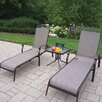 Cascade 3 Piece Lounge Seating Group