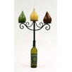 Xiafeng Wine Top Iron Candelabra