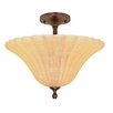 Moulan Semi Flush Mount