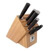 Classic 6 Piece Basic Cutlery Block Set