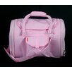 Covered Pet Carrier in Pink