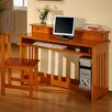 "Weston Writing / Computer 5"" H x 45.25"" W Desk Hutch"