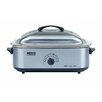 18 Qt. Roaster Oven with Stainless Steel Cookwell