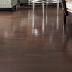 "Color Plank 5"" Solid White Oak Flooring in Metro Brown"
