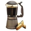 Glass Top Espresso Maker