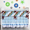 Boutique Tanner 3 Piece Crib Bedding Set