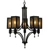 Evolution 5 Light Dining Chandelier