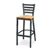 "Melissa Anne Ladder Back Barstool (24"" - 36"" Seats)"