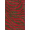 Earth Red Madagascar Rug