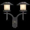 East-West Passage 2 Light Outdoor Wall Lantern