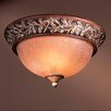Jessica McClintock Salon Grand 2 Light Flush Mount