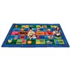 Printed Rhyme Time Kids Rug