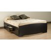 Sonoma Captain's Platform Bed