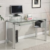 Fusion Glass Desk