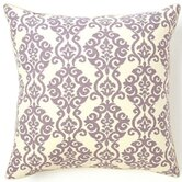 Luminari Cotton Pillow in Lilac