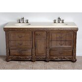 "Kendal 72"" Double Bathroom Vanity"