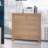 Jive 2 Over 4 Drawer Chest