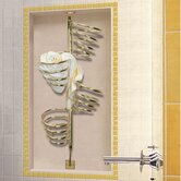 "Boz Cirqo 21.7"" Wall Mount Electric Towel Warmer"