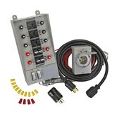 Pro / Tran Transfer Switch Kit for Generator