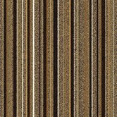 Birch Parkway Square Carpet Tile in Gold Stripe
