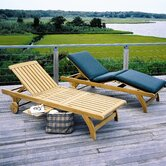 Kingsley Bate Outdoor Chaise Lounges