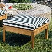 Nantucket Ottoman Cushion