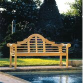 Lutyens Teak Garden Bench