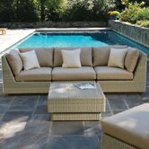 Westport Sectional Deep Seating Group
