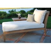 Ipanema Sectional Chaise Lounge with Cushions