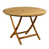 "Newport 42"" Folding Table"