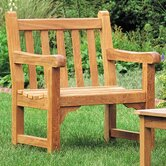 St. George Teak Garden Armchair