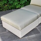 Westport Ottoman with Cushion