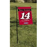 NASCAR 2-Sided Garden Flag Set