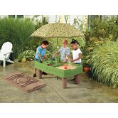 Naturally Playful Sand &amp; Water Activity Center