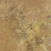 Mountain Travertine 16&quot; x 32&quot; Vinyl Tile in Mt Herard