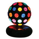 Rotating Disco Ball in Multi Color