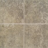 "Castle De Verre 13"" x 13"" Floor Field Tile in Grey Stone"
