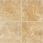 "Castle De Verre 6"" x 6"" Wall Field Tile in Chalice Gold"