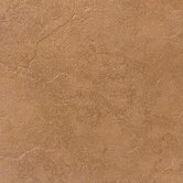 "Cliff Pointe 12"" x 12"" Porcelain Field Tile in Redwood"