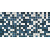 "Keystones Blends 1"" x 1"" Mosaic Tile in Horizon"