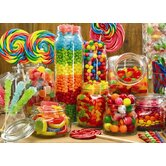 Candy Jars 1000 Piece Puzzle