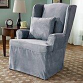 Slipcovers | Wayfair - Buy Cotton Sofa, Ottoman & Loveseat Slip ...